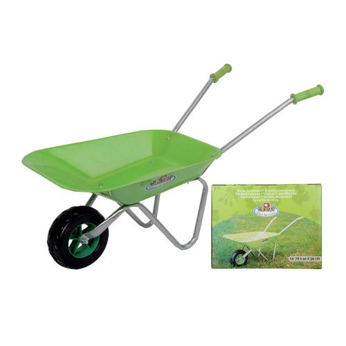 kruiwagen kinderen groen
