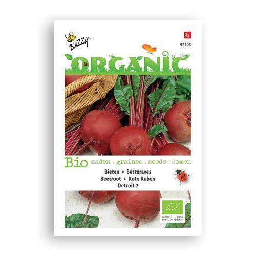 Buzzy® Organic Bieten Detroit