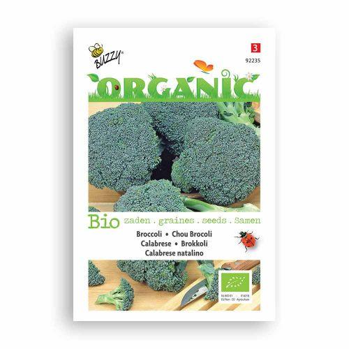 Buzzy® Organic Broccoli gr Calab.