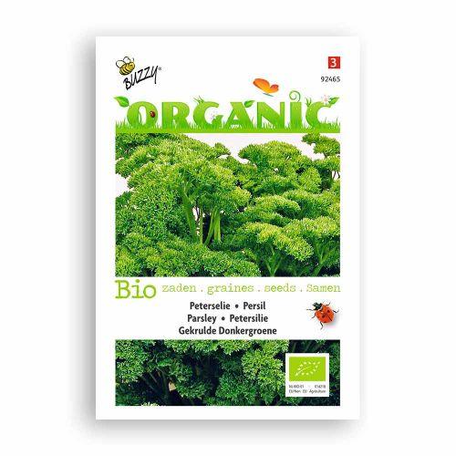 Buzzy® Organic Peterselie Gekruld