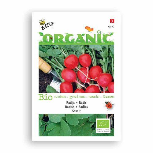 Buzzy® Organic Radijs Saxa 2