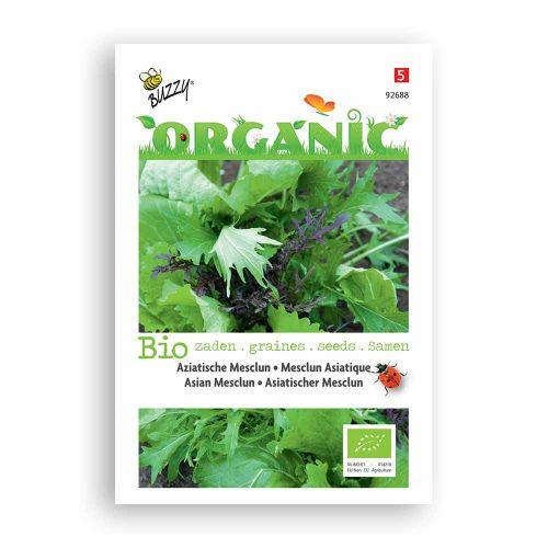 Buzzy® Organic Mesclun Aziatisch