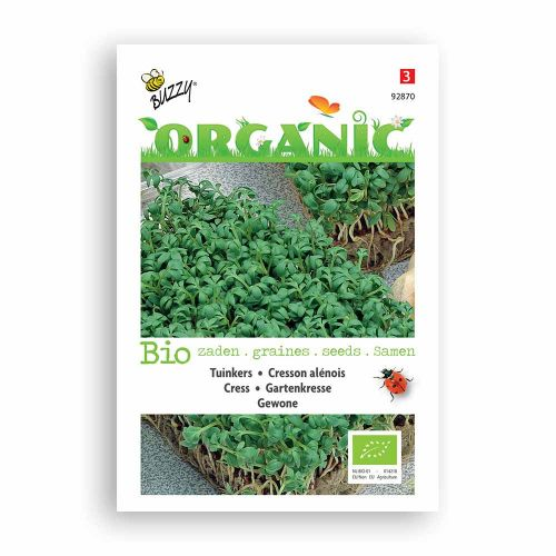 Buzzy® Organic Tuinkers gewone