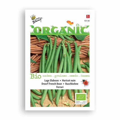 Buzzy® Organic Stamslabonen Fer.
