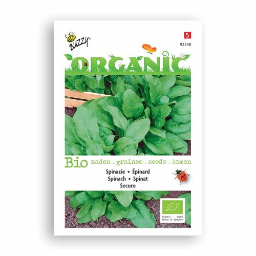 Buzzy® Organic Spinazie Securo