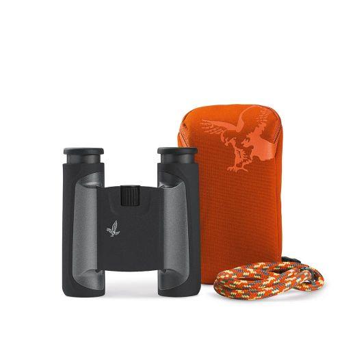 Swarovski CL Pocket 10x25 antraciet met Wild Nature accessoire pakket
