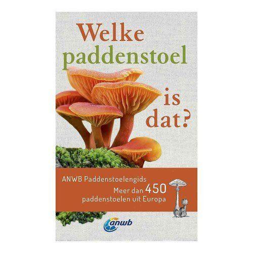 Welke paddenstoel is dat?