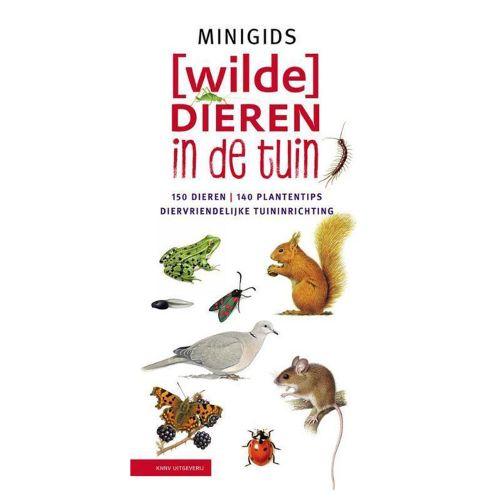 Minigids (Wilde) dieren in de tuin