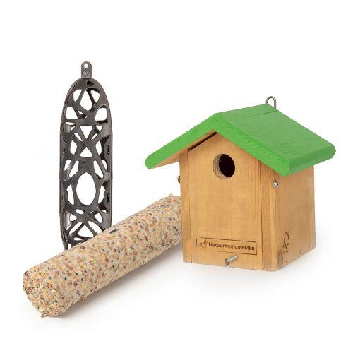 Vogelpakket ledenvoordeelactie