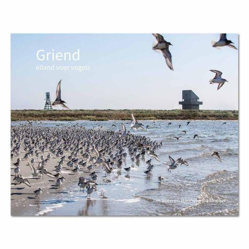 griend eiland voor vogels