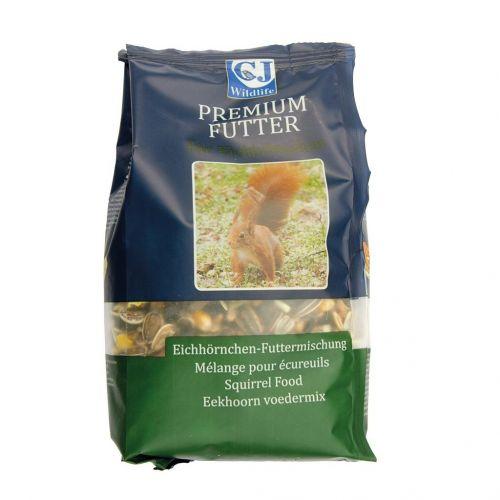 Premium eekhoornvoer