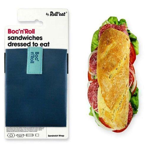 herbruikbare boc'n'roll sandwich zakjes