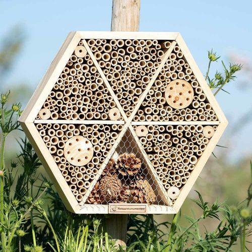 Natuurmonumenten Insectenhotel Suraj
